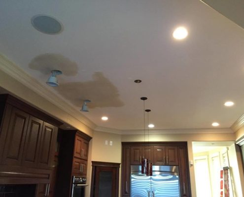 Textured Ceiling Painting calgary