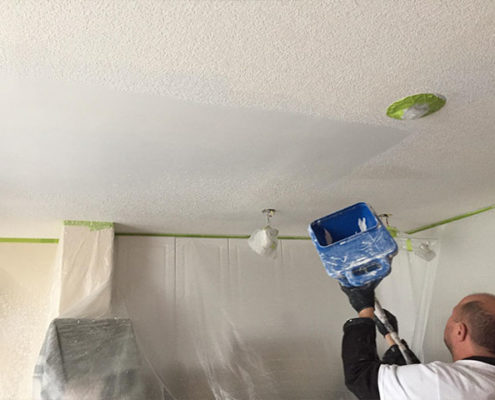 ceiling-painting calgary