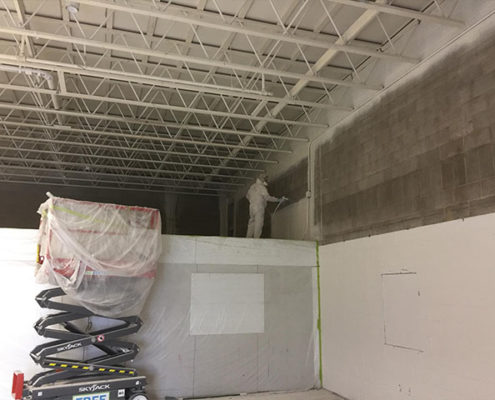 commercial ceiling painters calgary