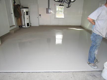 Epoxy Floor Painting Calgary