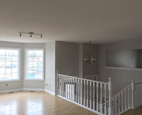 interior painting in calgary house