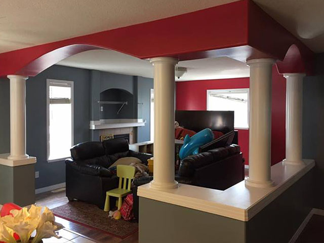 interior painters calgary ab 1 house commercial contractors