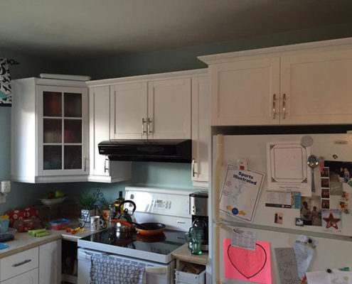 kitchen-cabinet-painting calgary