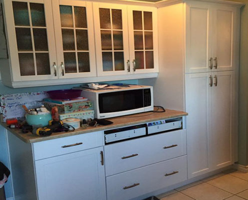kitchen-cabinets-painted calgary