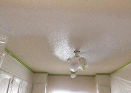 popcorn-ceiling-repair-removal in calgary house