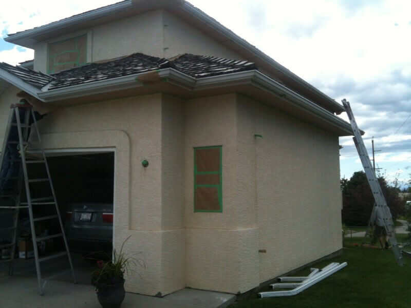 Painters okotoks ab 1 interior exterior house painting - Exterior house painting contractors ...