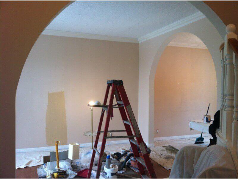 Interior Painters Calgary