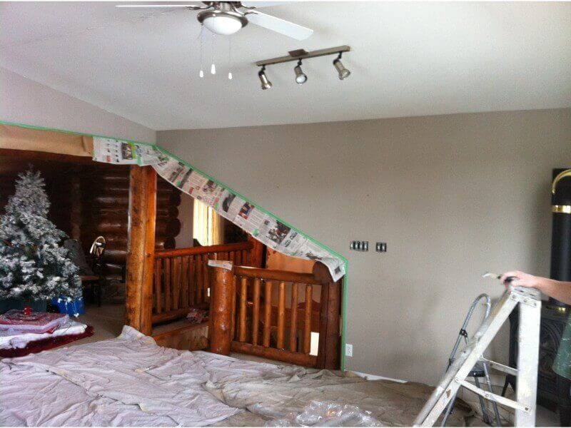 Walls and Ceiling Painters Calgary